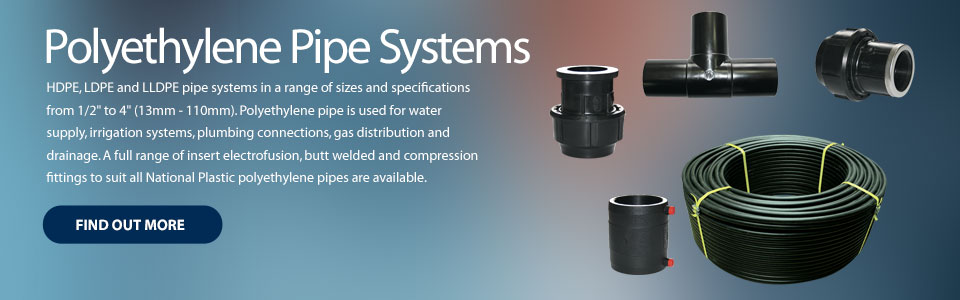 Polyethylene Pipe Systems